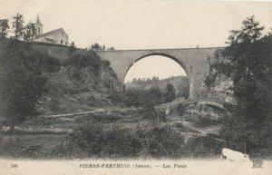 PIERRE-PERTHUS (Yonne) , France , 1900-10s ; Les Ponts