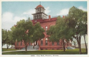 PHOENIX, Arizona, 1900-10s; City Hall
