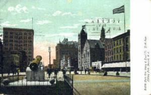 Broad Street Newark NJ 1907