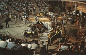 FORT MILL , South Carolina, 70-80s; Amphitheater, Heritage USA