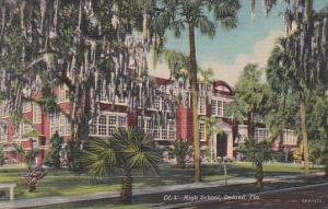 Florida Deland High School 1950