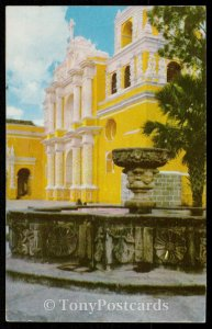 Fachada de la Iglesia La Merced