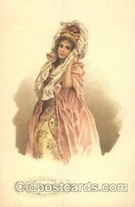Chicoree, Arlatte Advertising Postcard Post Card  Chicoree, Arlatte