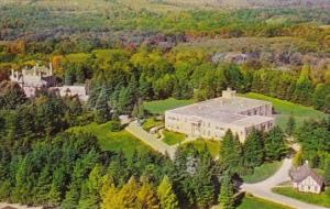 Canada Aerial View Mount Mary Immaculate Academy Ancaster Ontario