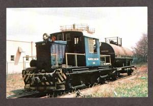 RI Warwick Railway Railroad Train104 Cranston Bellefonte Rhode Island Postcard
