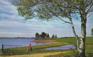 Parker's Point , P.E.I. , Canada , 40-60s