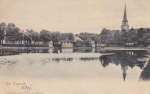 HOLLAND, Netherlands, 1900-1910's; Het Avenrak