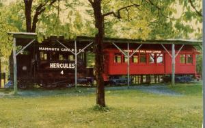 Hercules -Mammoth Cave Railroad Train KY, Kentucky