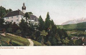 St. Anton, Garmisch-Partenkirchen, Bavaria, Germany, 00-10s