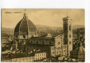 3039177 ITALY Firenze - Cattedrale Vintage PC