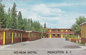 Ho-Hum Motel, Princeton, British Columbia, Canada, 1950-60s
