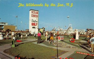 LPN86 Wildwoods by the Sea New Jersey Ocean Center Skyline Miniature Golf