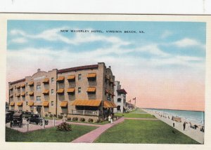 VIRGINIA BEACH , Va. , 1910s ; New Waverley Hotel