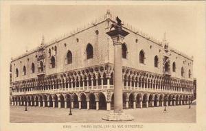 Italy Venezia Palais Ducal Vue D'Ensemble