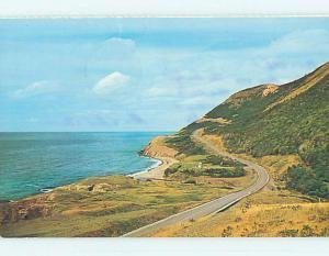 Pre-1980 TOWN VIEW SCENE Cape Breton Nova Scotia NS p9827