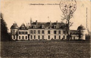 CPA  Fougéres-Feines - Cháteau de Boissay    (740847)