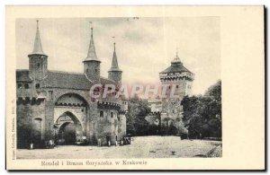 Poland - Poland - Polen - Krakowie - Old Postcard