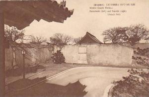Massive Granie Blocks, Furisodeishi and Takoishi, Osakajo Park, Japan, 00-10s