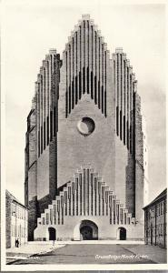 Grundtvigs Minde Kirke - Copenhagen