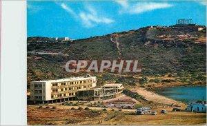 Postcard Modern Sounio Hotel Eghaion