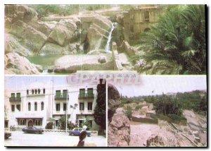 Postcard Modern Boussaada Moulin Ferrero Palmeraie Hotel Transat
