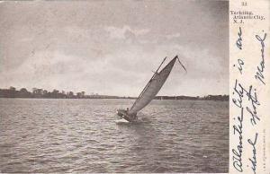 New Jersey Atlantic City Yachting 1906