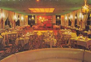 Dining Room, Harrison Hotel, Harrison Hot Springs, British Columbia, Canada, ...