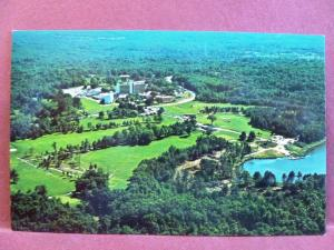 Postcard NY Kerhonkson Granit Hotel and Country Club