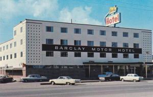 Barclay Motor Hotel , PORT ALBERNI , B.C. , Canada , 40-60s
