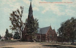 COLLINGWOOD , Ontario , Canada , 00-10s ; Presbyterain Church