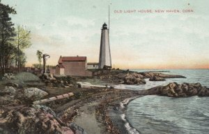 NEW HAVEN , Conn. , 1909 ; LIGHTHOUSE #2