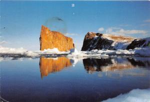 BG21101 perce quebec canada feerie du rocher perce