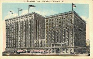USA - Congress Hotel and Annex Chicago 04.09
