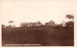 Longwood Old House, Napoleon's Residence Unused