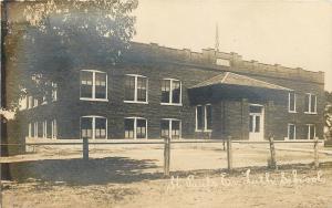 Bensenville? Illinois~St Paul's Evangelical Lutheran School~1920 Real Photo~RPPC