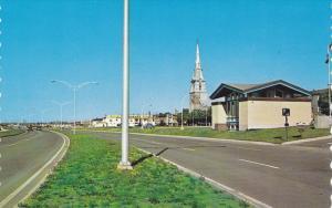 Boulevard Lepage , RIMOUSKI , Quebec , Canada , 50-60s