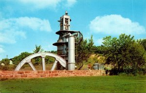 Michigan Iron Mountain Chapin Mine The Cornish Pump