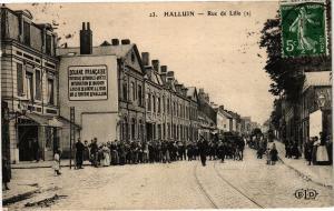 CPA HALLUIN - Rue de LILLE (190371)