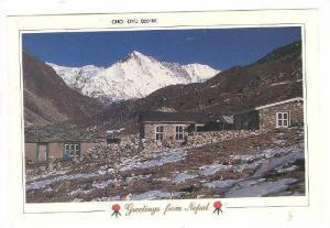 Cho-Oyo (8201m) , NEPAL , 70-80s