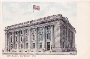 SALT LAKE CITY , Utah, 00-10s , Federal Building