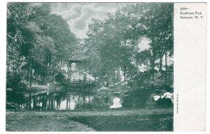 Saratoga, N.Y., Kayderass Park