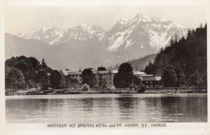 RP: HARRISON HOT SPRINGS , B.C. , Canada , 1947