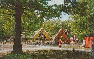Illinois Dundee Santas Village Dundee 1968