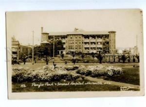173686 AUSTRALIA NSW NEWCASTLE Hospital Vintage photo postcard