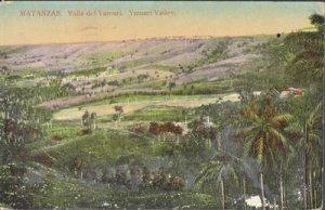 Matanzas, Cuba - YUMURI VALLEY  1910s