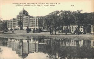USA - General Medical and Surgical Hospital and Nurses house Togus Maine - 01.63