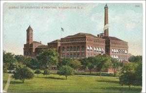 Bureau of Engraving & Printing, Washington DC