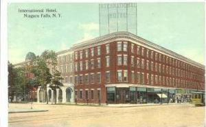 International Hotel , Niagara Falls, New York , PU-1912