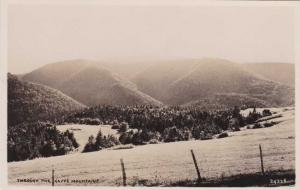 RPPC Through the Gaspe Mountains - Quebec, Canada