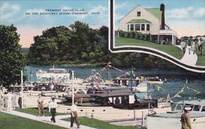 Fremont Yacht Club On The Sandusky River Fremont Ohio